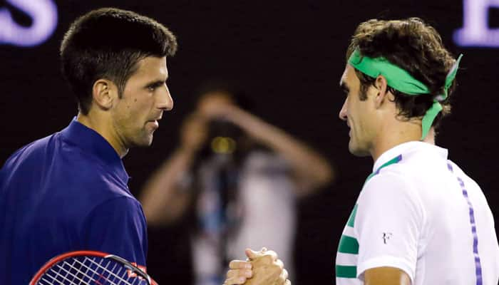 Australian Open: Novak Djokovic advances into another final with comprehensive win over Roger Federer