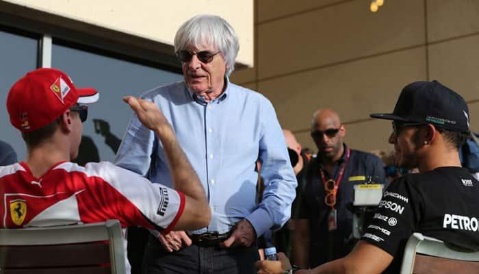 F1 boss Bernie Ecclestone supports drivers' demand for `maximum attack` tyres