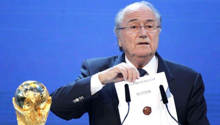 'Whistleblower' helps Swiss investigation against FIFA's Sepp Blatter