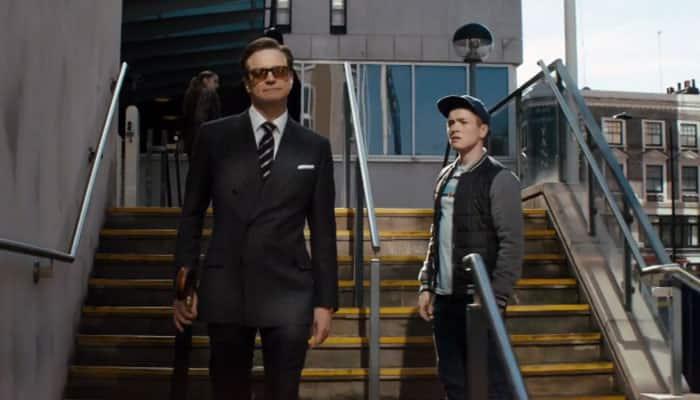 'Kingsman: The Secret Service 2' will go international: Taron Egerton