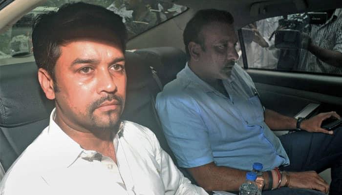 BCCI secretary Anurag Thakur, selector Vikram Rathour in conflict of interest web: Report