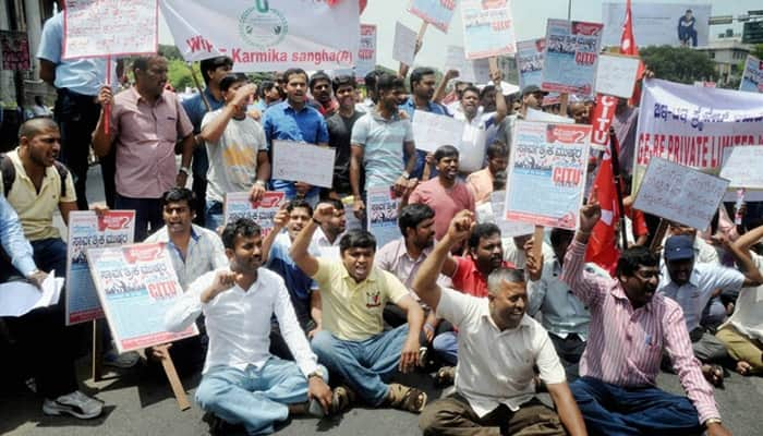 11 central trade unions to observe strike on March 10