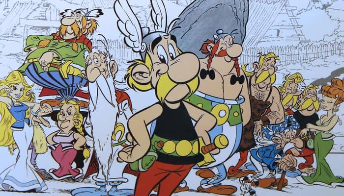 Asterix: The Mansions of the Gods movie review—Comic book recreate