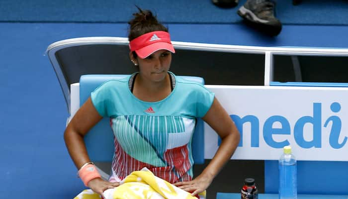 Australian Open: After doubles high, Sania Mirza loses mixed-doubles semi-finals