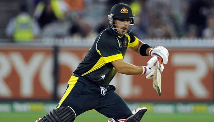 Australia captain Aaron Finch ruled out of 3rd Twenty20 against India