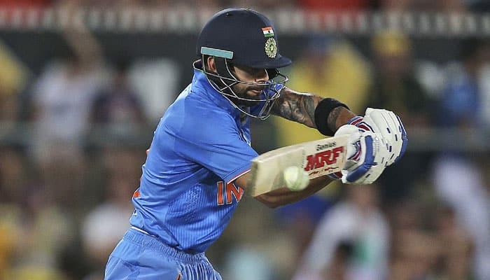 India vs Australia: Unrivalled Virat Kohli in numbers