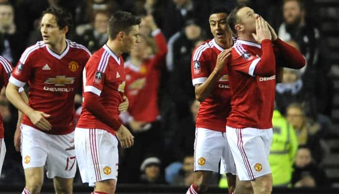 FA Cup: Juan Mata, Daley Blind lift Louis van Gaal in Manchester United win