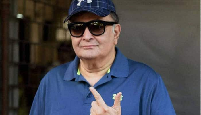 Rishi Kapoor reveals his 80-year old avatar in 'Sanam Re' – See pic