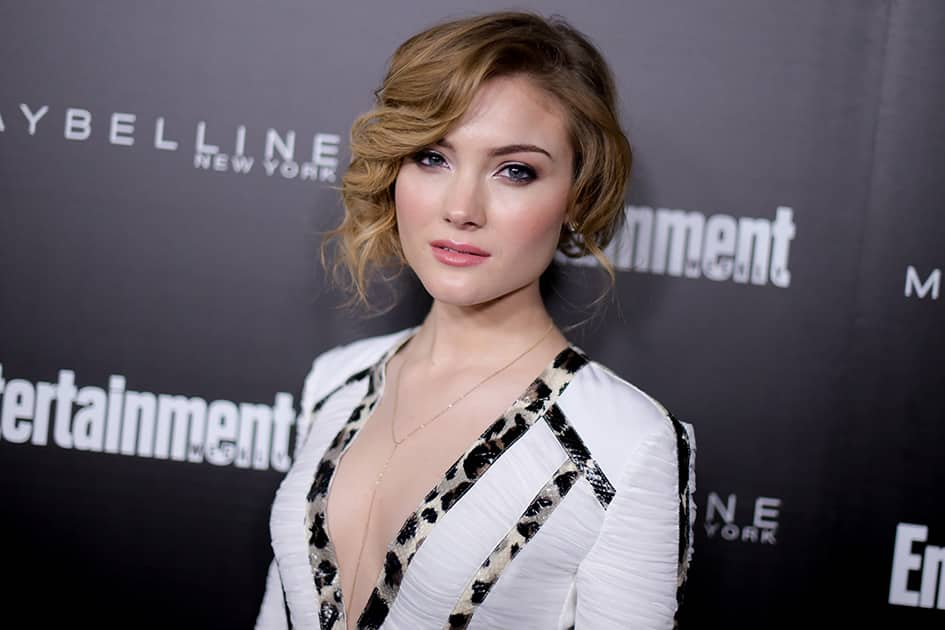 Actress Skyler Samuels attends Entertainment Weekly's Celebration Honoring Nominees for the SAG Awards held at Chateau Marmont, in Los Angeles.