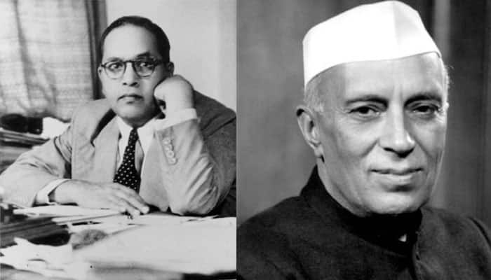 'Ambedkar resigned as law minister from Nehru's cabinet when govt refused to back Hindu Code Bill'