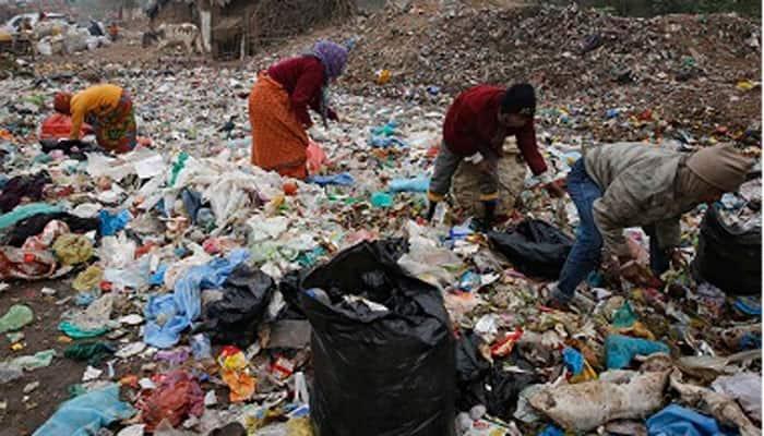 AAP leaders, volunteers clean Delhi streets as MCD workers' strike enters day 5