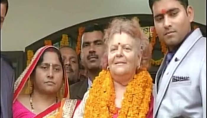US woman travels to UP for her 'Facebook son's' marriage in Gorakhpur