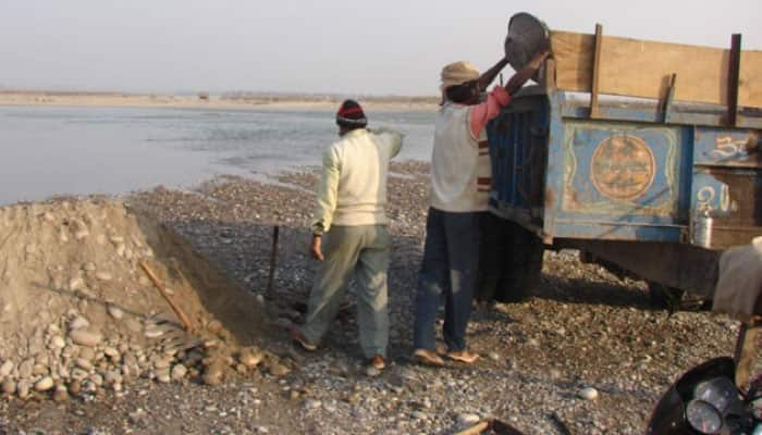 Sand mining in UP, Haryana: Green Panel notice to Centre on farmer's plea