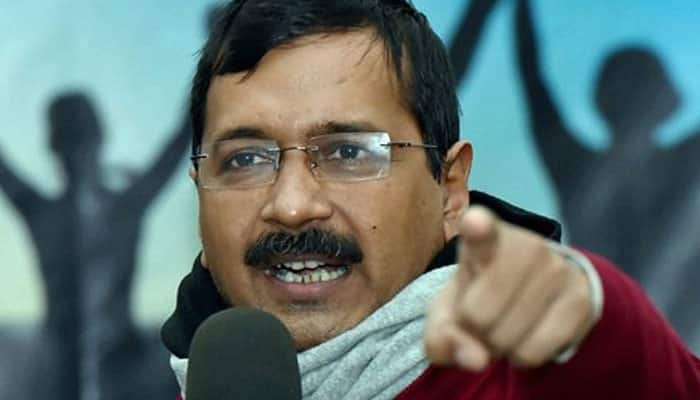 Delhi CM Kejriwal supports protesting MCD workers