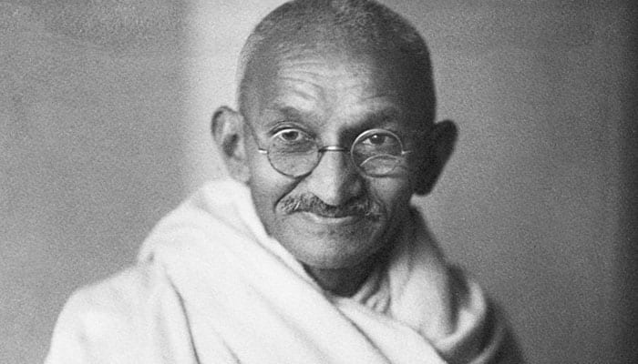 'Radical extremists countering Gandhi with hate and violence'