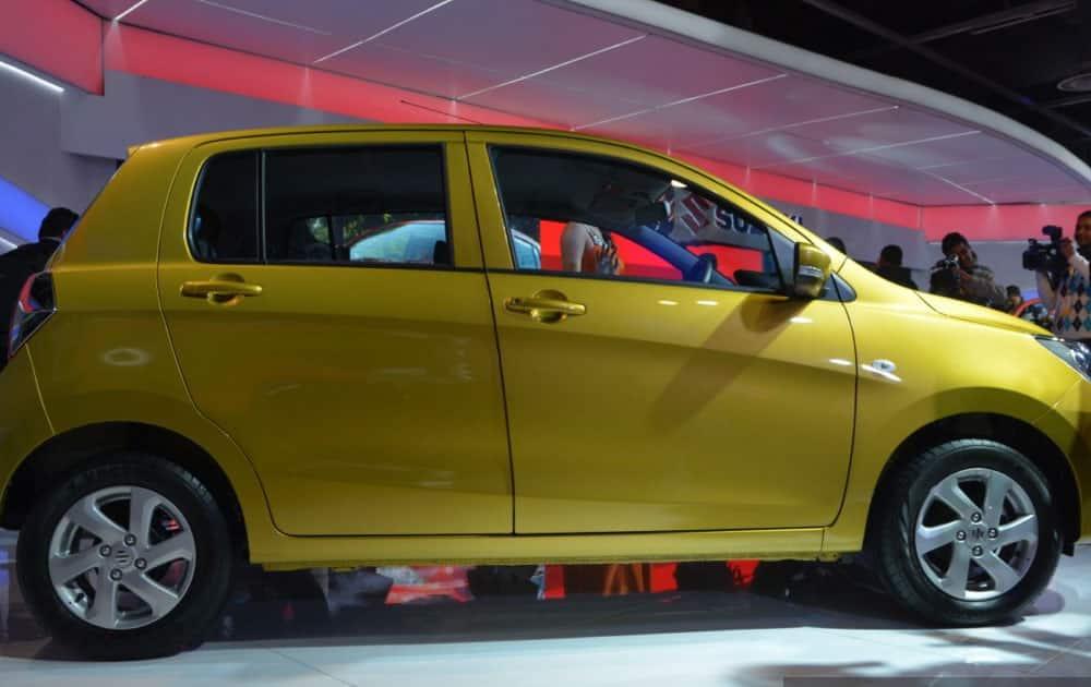 3. MarutiCelerio. Offers a mileage of 23.10 km/lit