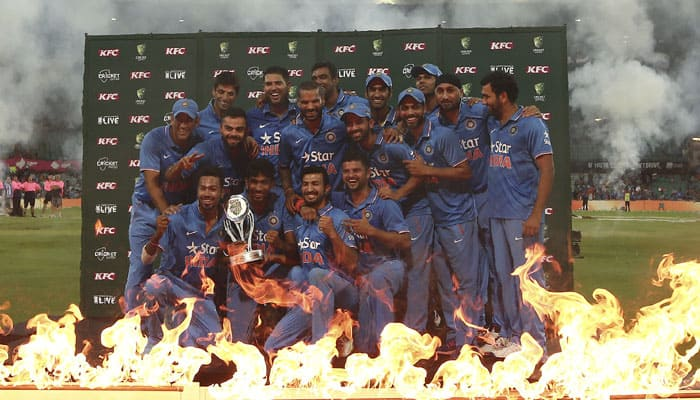 3rd T20I: India beat Australia by 7 wickets, complete series whitewash