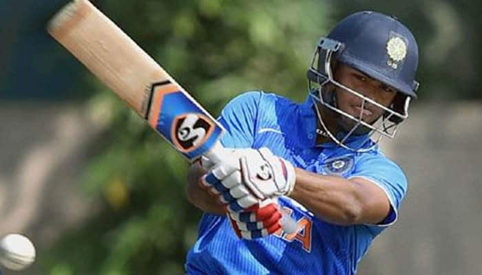 U-19 World Cup: Rishabh Pant's record fifty guides India to 7-wicket win over Nepal