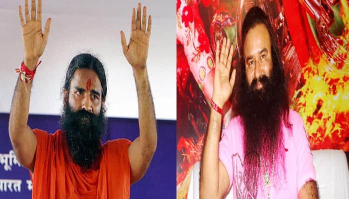 Forget MNCs! Now, it could be Baba Ramdev's Patanjali versus Baba Gurmeet Ram Rahim's MSG range