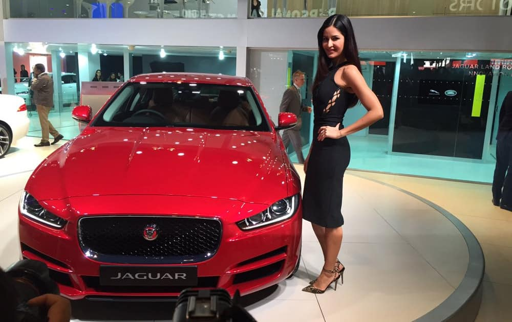 All-New Jaguar XE launched.
