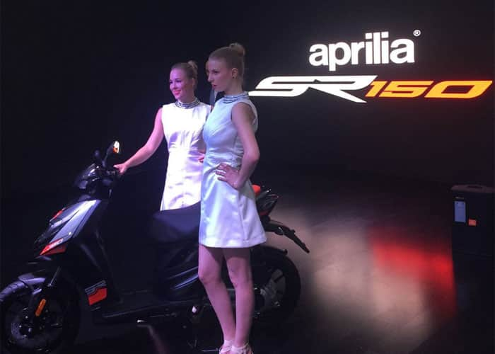 The Aprilia SR 150 is all set to create a new category in India's scooter segment.