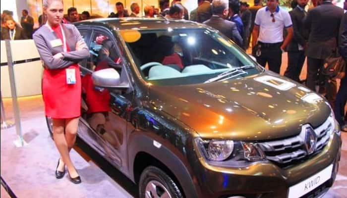 Renault India to export Kwid, ramp up production