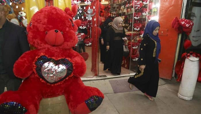 Pakistan bans Valentine's Day celebrations in Islamabad?
