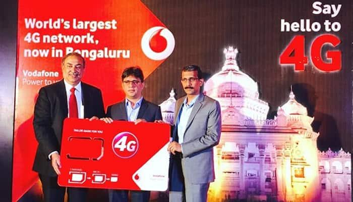 After Delhi, Mumbai, Vodafone rolls out 4G service in Bengaluru