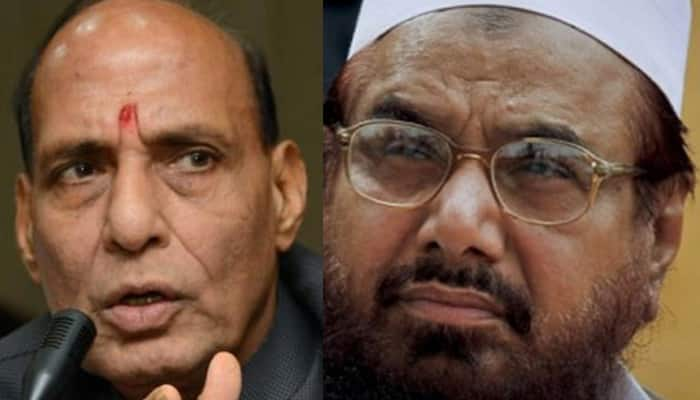 Pakistan's Hafiz Saeed behind Afzal Guru event in JNU campus?