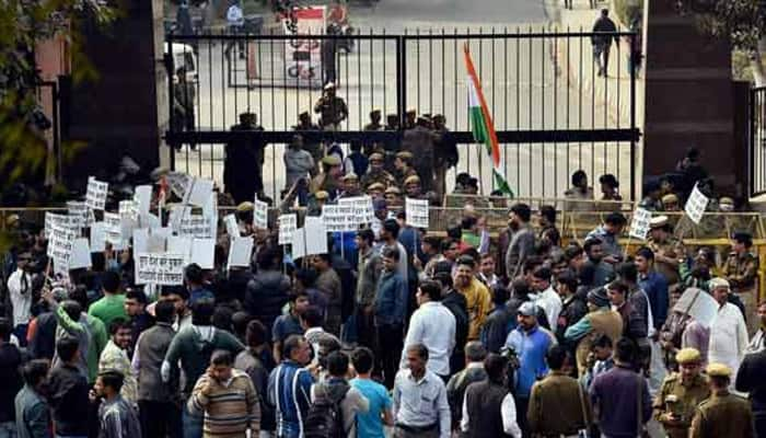 JNU-Afzal Guru row: Rajnath Singh's statement on Hafiz Saeed based on inputs from security agencies, says MHA