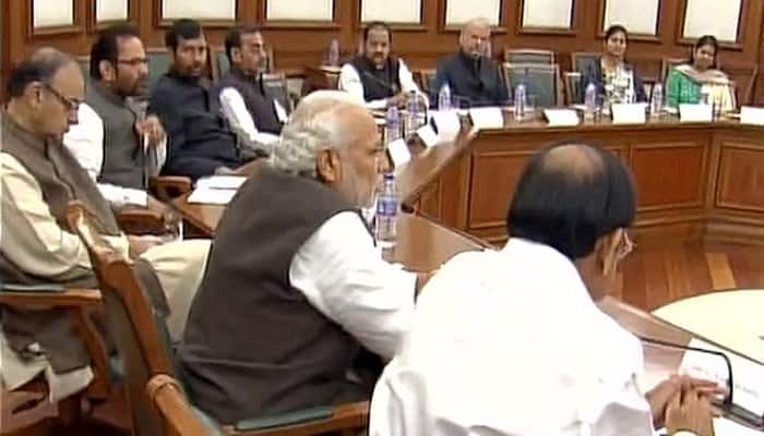 PM Modi chairs all-party meet for 'smooth' 2016 Budget session