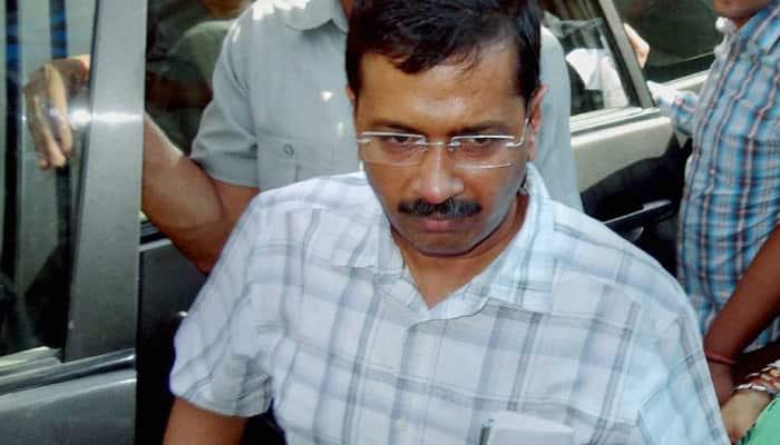 #KejriwalInsultsHanuman: Delhi CM slammed on Twitter for controversial poster