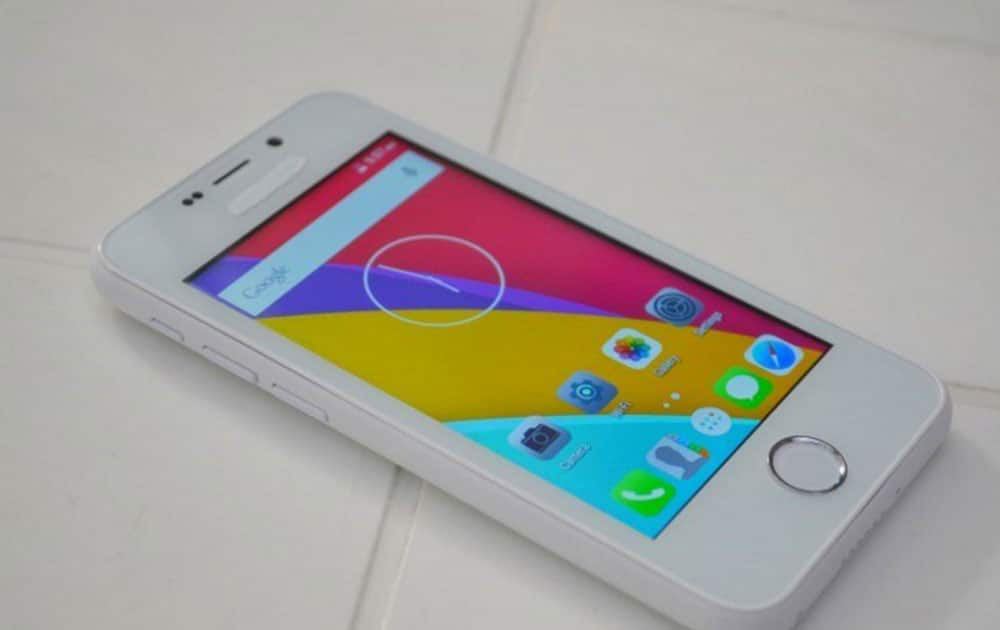 Freedom 251 comes with a 4-inch qHD screen display.
