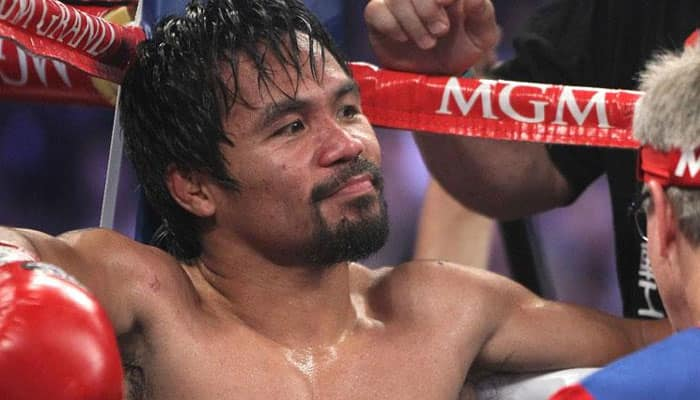 Manny Pacquiao: I respect Nike's decision to drop me