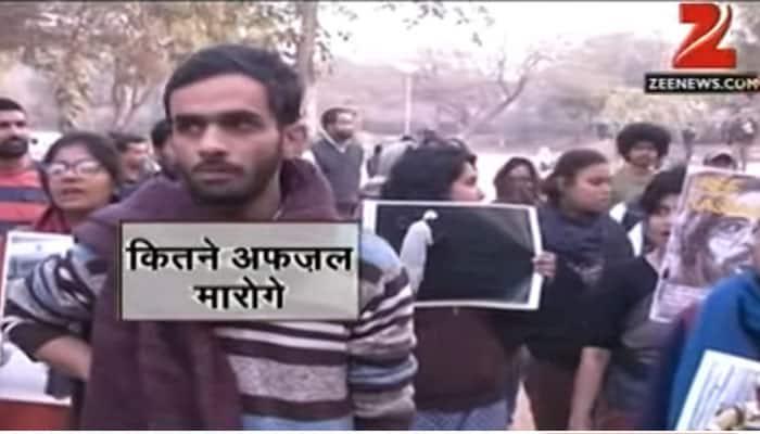 JNU's anti-India event mastermind Umar Khalid is son of ex-SIMI chief SQR Ilyasi?