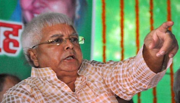 JNU uproar: Why no sedition charges against Amit Shah, asks Lalu Prasad Yadav