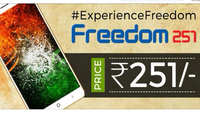 Guess! How much a smartphone like Freedom 251 would actually cost