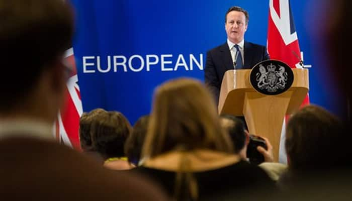 David Cameron hails EU deal to give Britain ''special status'', battle looms