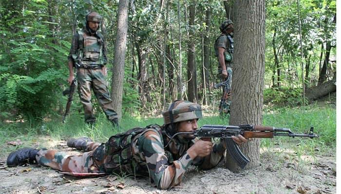 J&K encounter: Militants attack CRPF convoy in Pampore, kill three jawans, civilian