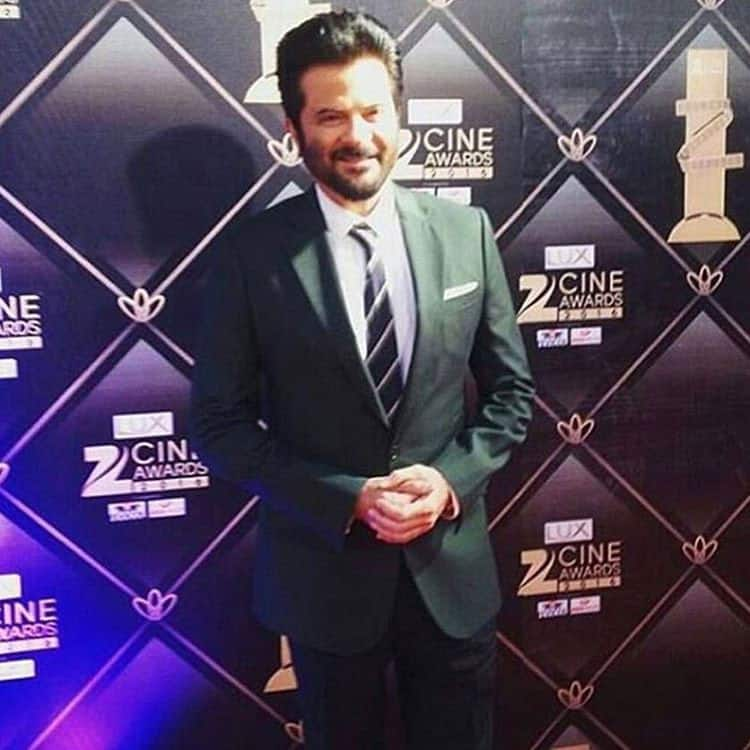 anilskapoor :- Thanks for having me #zeecineawards2016