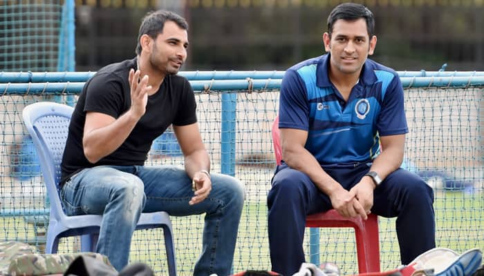 Mahendra Singh Dhoni: When fit, Mohammed Shami makes our bowling attack look even better