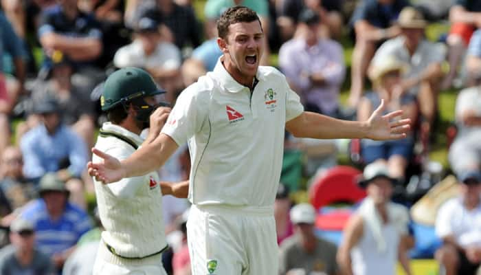 VIDEO: SHOCKING! Josh Hazlewood's abuse of TV umpire caught on stump microphone