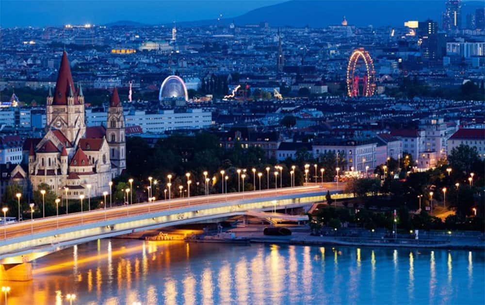 1 - Vienna, Austria