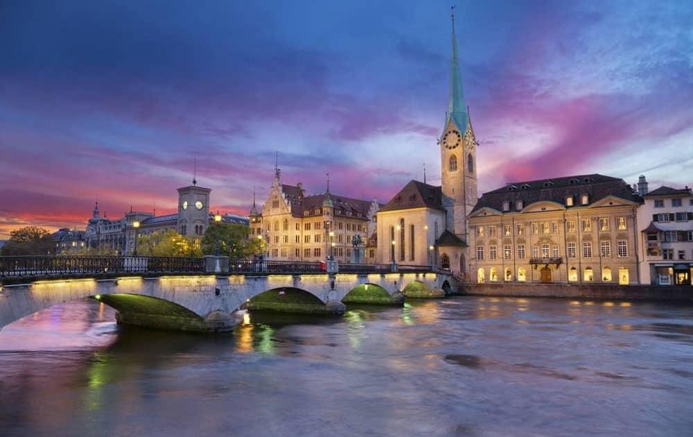 2 - Zurich, Switzerland
