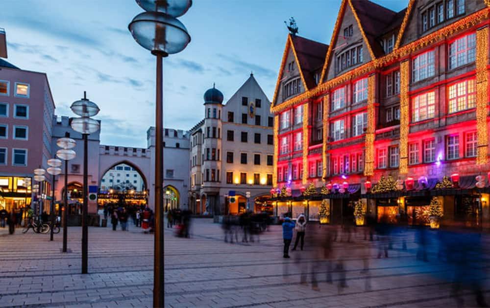4 - Munich, Germany