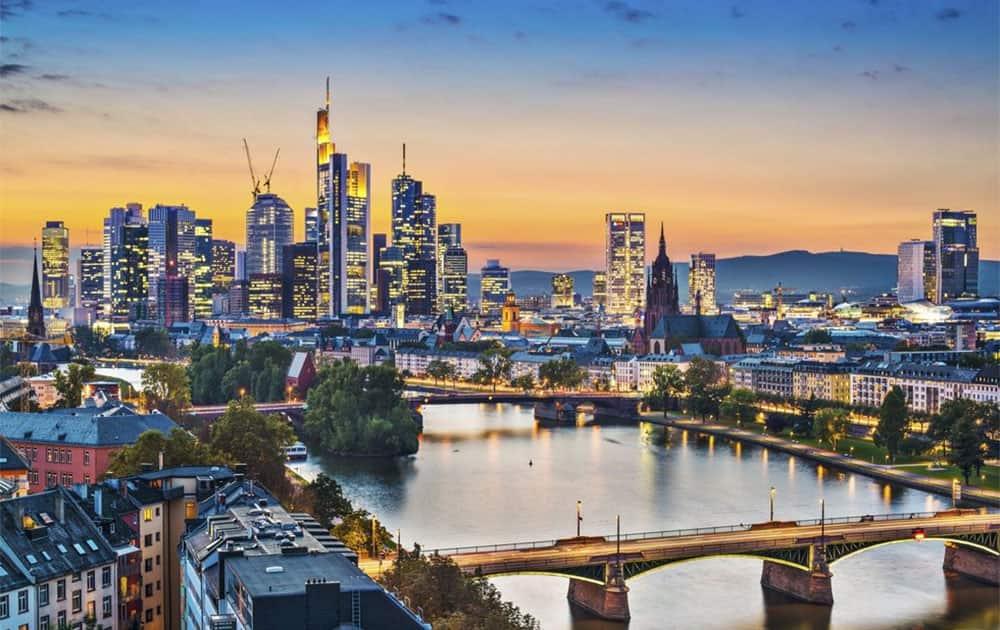 7 - Frankfurt, Germany