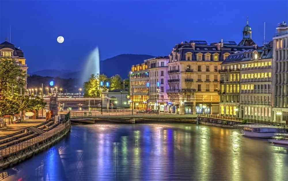 8 - Geneva, Switzerland