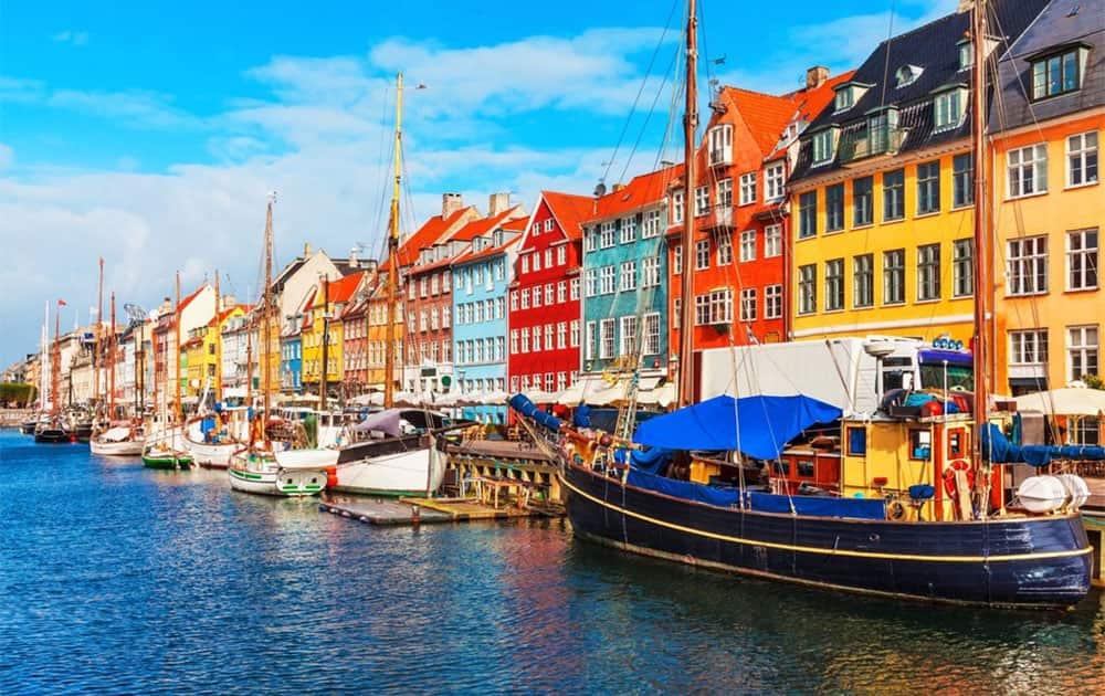 9 - Copenhagen, Denmark
