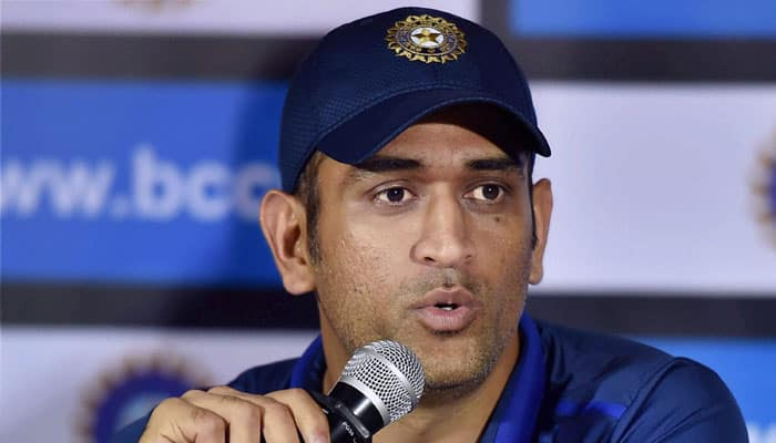 Mahendra Singh Dhoni took to Twitter hours before India-Pakistan clash and posted this...