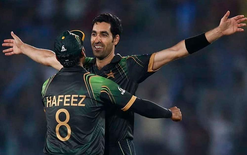 Umar Gul, Ajantha Mendis, Lasith Malinga, Ahsan Malik and Rangana Herath are the only five bowlers to take a five-wicket haul.